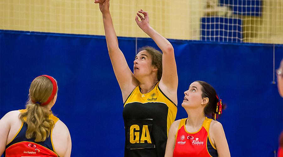 Marie Little Shield takes centre stage this October - Netball Australia